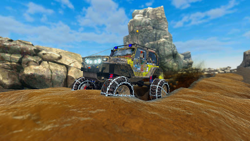 Offroad Simulator 2021: Mud & Trucks  screenshots 14