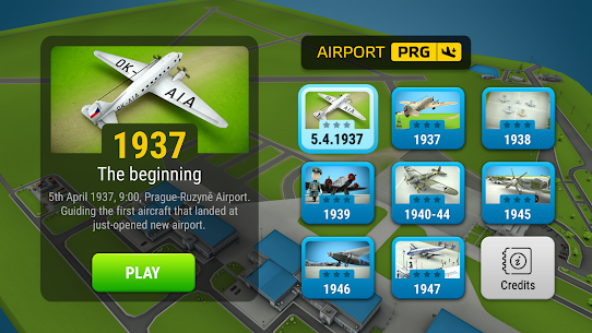 Airport PRG MOD (Unlimited Money) 2