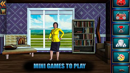 Evil Scary Teacher Creepy Game: Horror House 3D screenshots 13