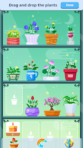 Idle Plant – Garden Paradise Evolution Mod Apk (Unlimited Money) 3