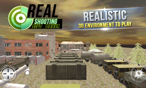 Real Shooting Army Training – Free Shooting games 1.3.4 Android Mod APK 2
