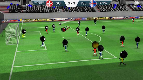 Stickman Soccer 2018 screenshots 22