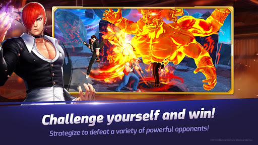 The King of Fighters ALLSTAR 1.7.3 screenshots 5