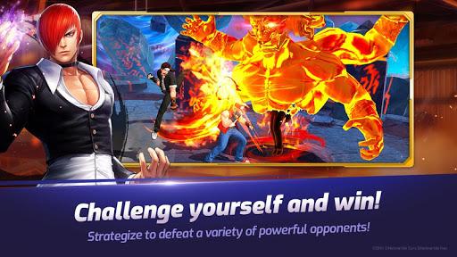 The King of Fighters ALLSTAR Apkfinish screenshots 7