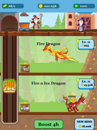 Dragon Village 11.65 screenshots 14