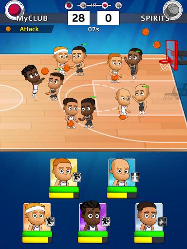 Idle Five Basketball android2mod screenshots 16