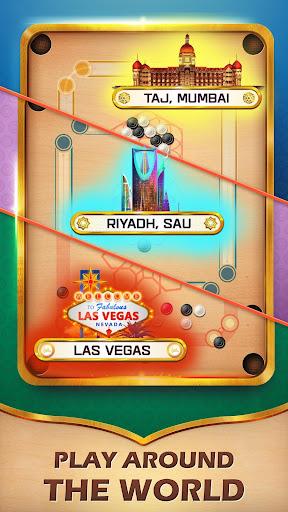 Carrom Friends : Carrom Board & Pool Game 1.0.31 screenshots 19