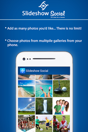 Slideshow Social- FREE For PC Windows (7, 8, 10, 10X) & Mac Computer Image Number- 8