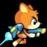 Hero in super action adventure game apk icon