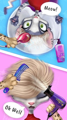 Amy's Animal Hair Salon - Cat Fashion & Hairstylesのおすすめ画像4