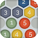 Merge 2048 Hexa Puzzle - Androidアプリ