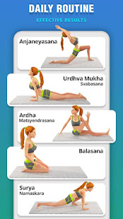 Yoga for Weight Loss - Daily Yoga Workout Plan