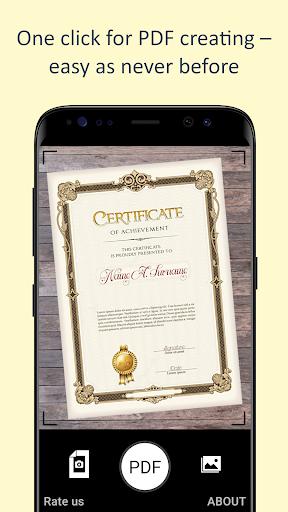 Photo to PDF u2013 One-click Converter android2mod screenshots 1