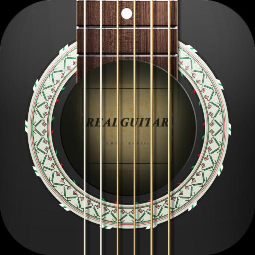 REAL GUITAR: Virtual Guitar Free