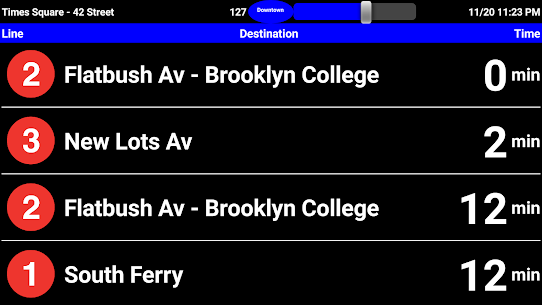 NY Subway Countdown Clock For Pc | How To Download  (Windows/mac) 5