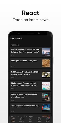 Trading app by Capital.com apktram screenshots 5