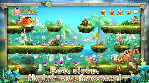Rainbow Story: Fantasy MMORPG screenshots 2