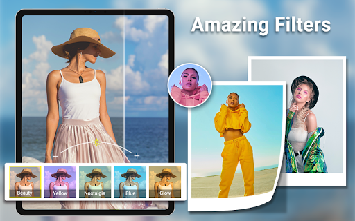 HD Camera - Video, Panorama, Filters, Photo Editor 1.7.6 Screenshots 13