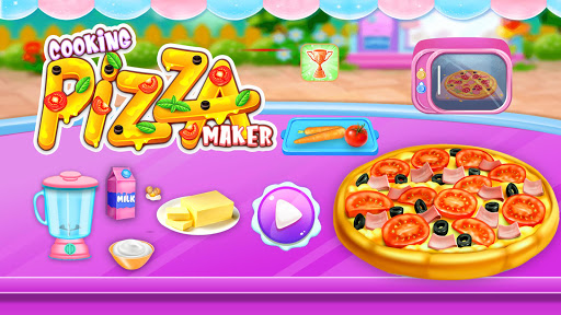 pizza maker and delivery games for girls game 2020  screenshots 1