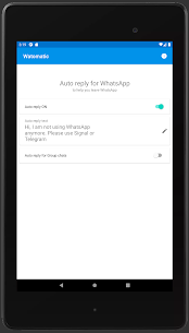 Watomatic – Auto Reply for WhatsApp & Facebook 5