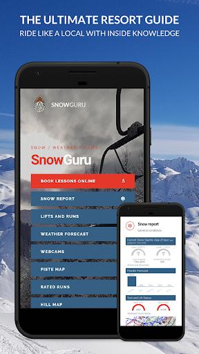 reith im alpbachtal snow, cams, pistes, conditions screenshot 1