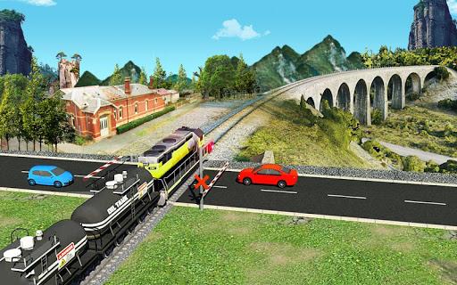 Oil Train Simulator 2019 3.3 Screenshots 1