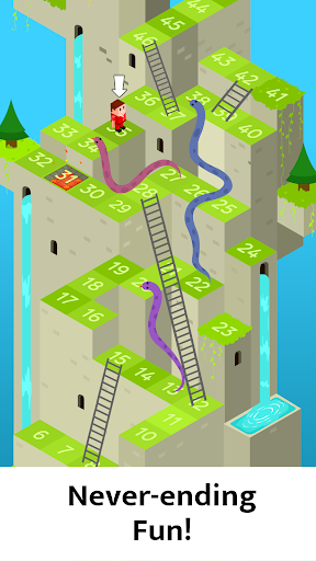 ud83dudc0d Snakes and Ladders - Free Board Games ud83cudfb2 modavailable screenshots 6
