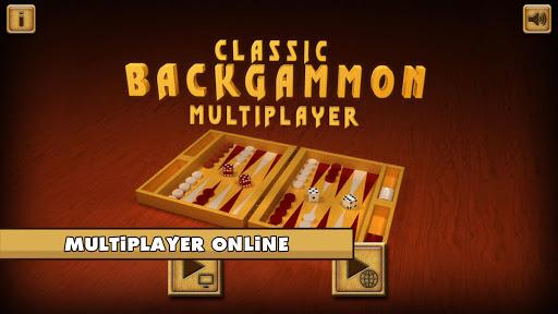 Backgammon Multiplayer  Screenshots 1