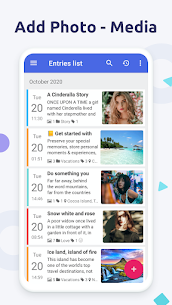 Diaro – Diary, Journal, Mood Tracker with Lock 3.90.2 Apk 1
