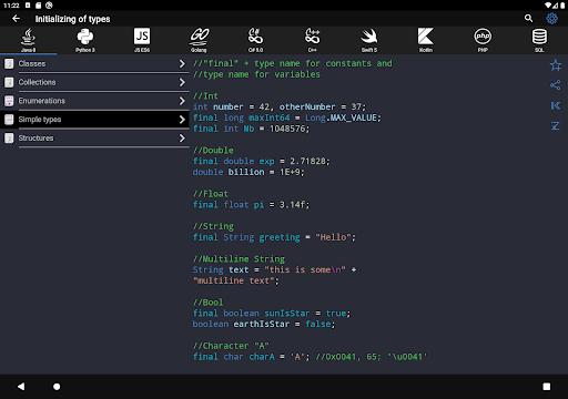 Code Recipes screenshots 17