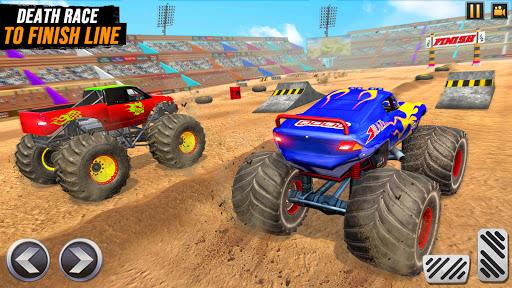 Real Monster Truck Demolition Derby Crash Stunts  Screenshots 6
