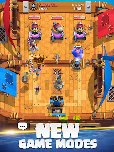 Clash Royale MOD APK (Unlimited Gold/Gems) 10
