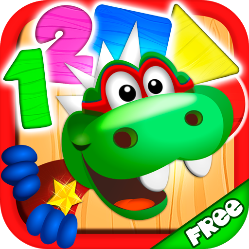 Juegos Educativos Preescolar Números Y Formas Apps En Google Play