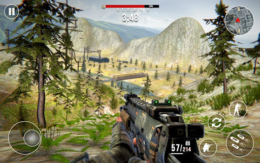 Gun Strike Fire: FPS Free Shooting Games 2021 1.2.1 screenshots 8