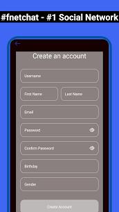 Fnetchat Premium Social Network v2.0 [Paid] 2