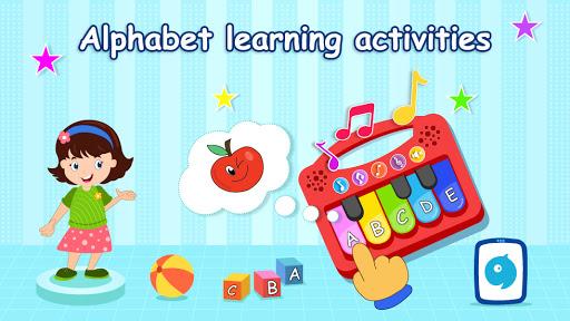 Letter Writing & Phonics - ABC Kids Learning Games 1.0.0.6 screenshots 7
