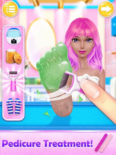 Makeover Games: Makeup Salon Games for Girls Kids apkpoly screenshots 5