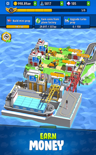 Idle Inventor - Factory Tycoon  screenshots 22