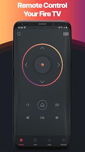 Smart Remote – Fire TV Cinema Firestick Remote Control 1