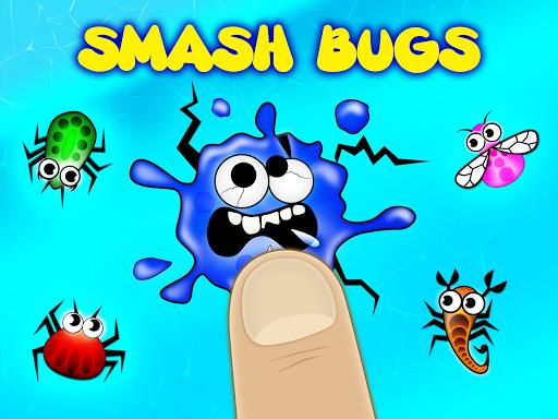 Bug smashing toddler games for 1 2 3 4 5 year olds 3.8.5 screenshots 5