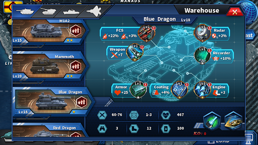 Glory of Generals2: ACE  screenshots 3