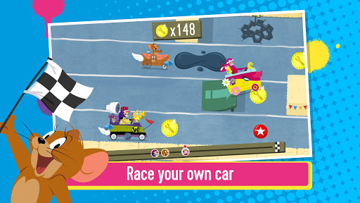 Boomerang Make and Race - Scooby-Doo Racing Game android2mod screenshots 8