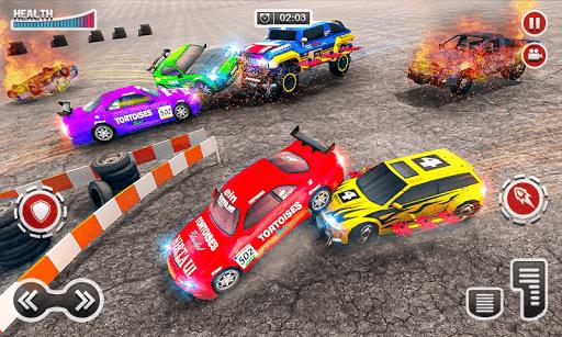 Derby Demolition Car Destruction Crash Racing 3D  Screenshots 5