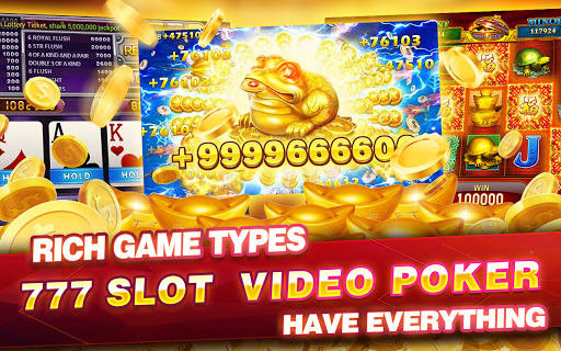 777Casino: Cash Slots Gmaes - Video Poker, Buffalo 1.2.8 screenshots 9