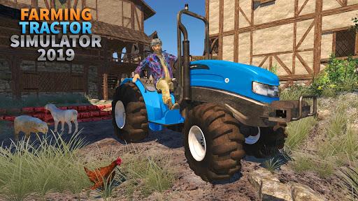 Tractor Farming - Big Farm Simulator Tractor Games 1.26 screenshots 1