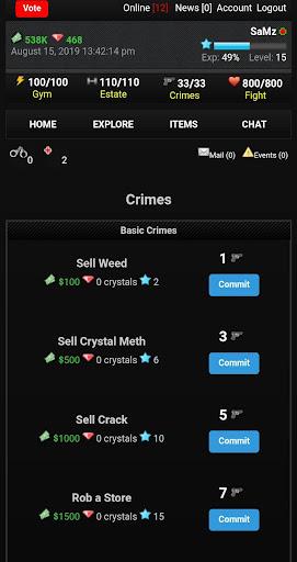 mafia den rpg screenshot 3