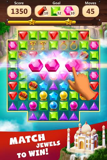 Jewels Planet - Free Match 3 & Puzzle Game 1.2.18 screenshots 1