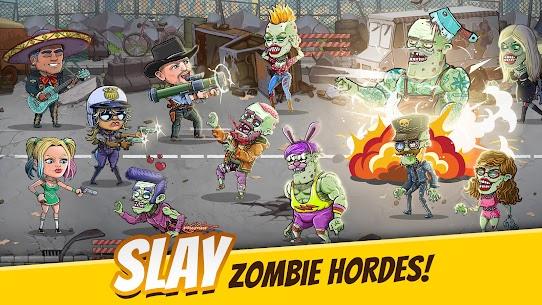Zombieland Afk Survival Mod Apk Unlimited Money , Zombieland: Afk Survival Apk Free , New 2021 2