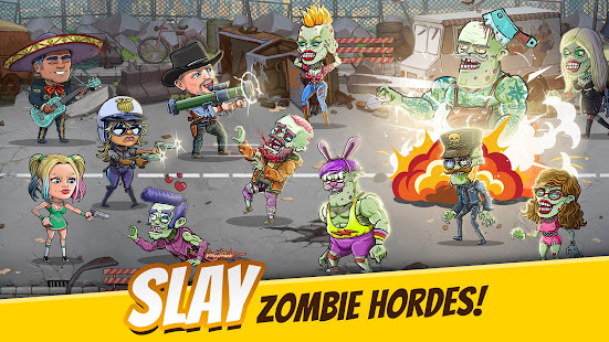 Zombieland: AFK Survival apk