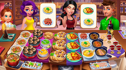 Cooking Sizzle: Master Chef 1.2.19 screenshots 12